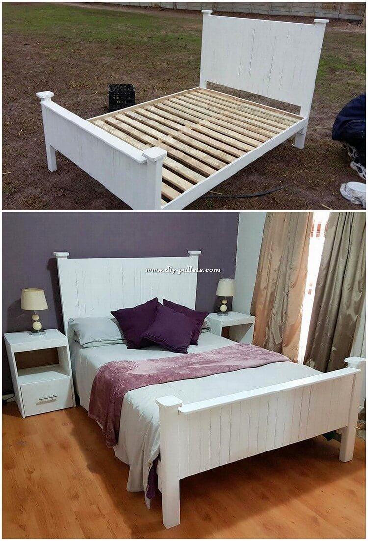 Marvelous DIY Wood Pallets Reusing Ideas | DIY Pallet ...