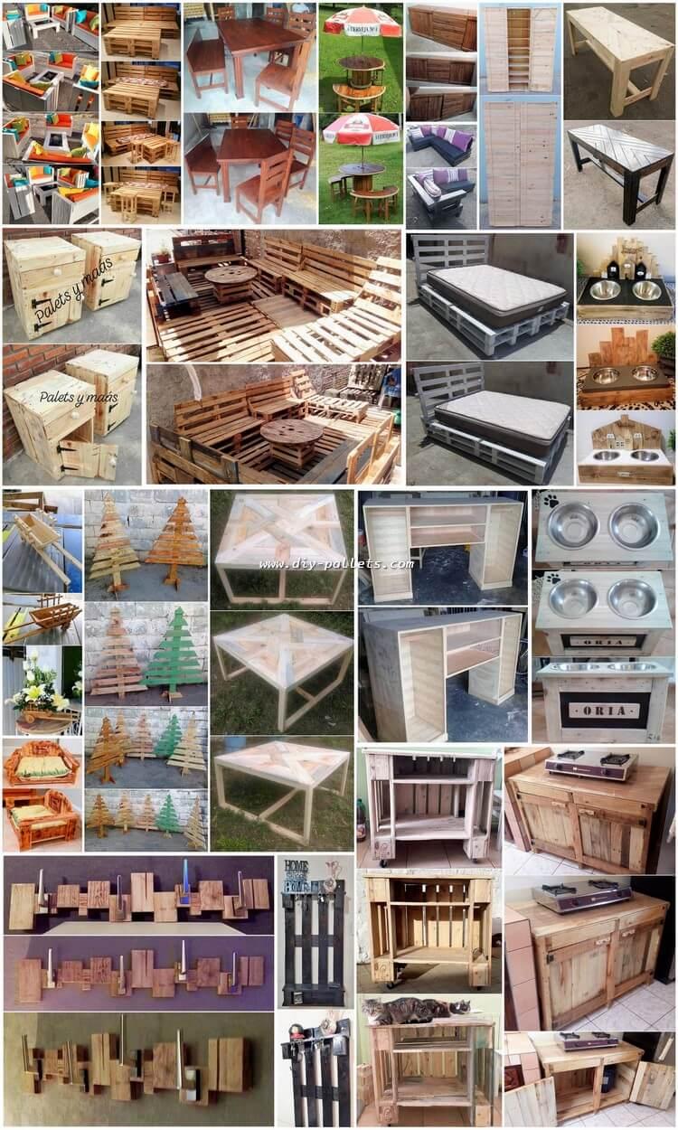 Budget Friendly DIY Wood Pallet Ideas