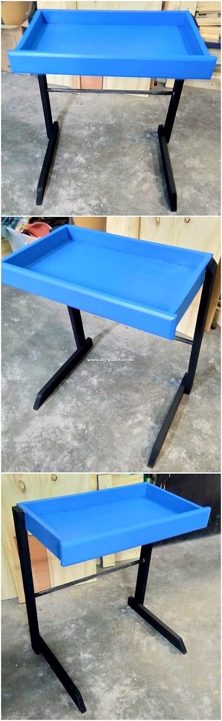 Pallet Tray with Stand