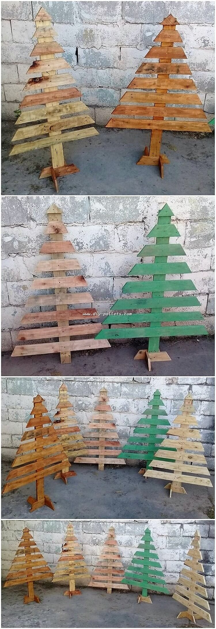 Pallet Trees