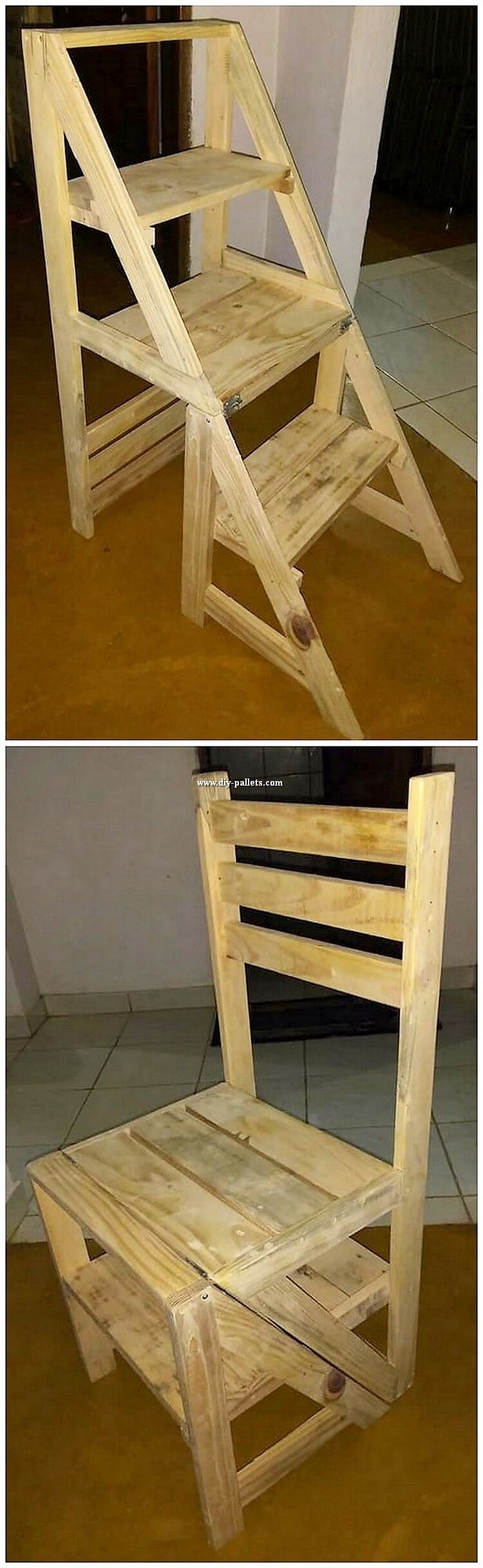 Pallet Chair or Stairs