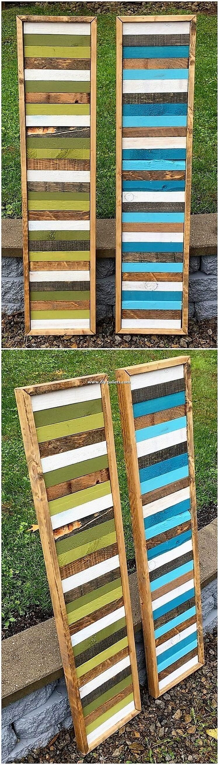 Pallet Wood Creation