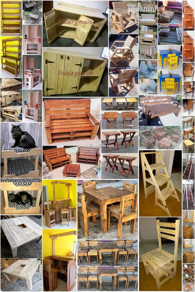 Profitable DIY Pallet Projects To Build And Sell In 2019