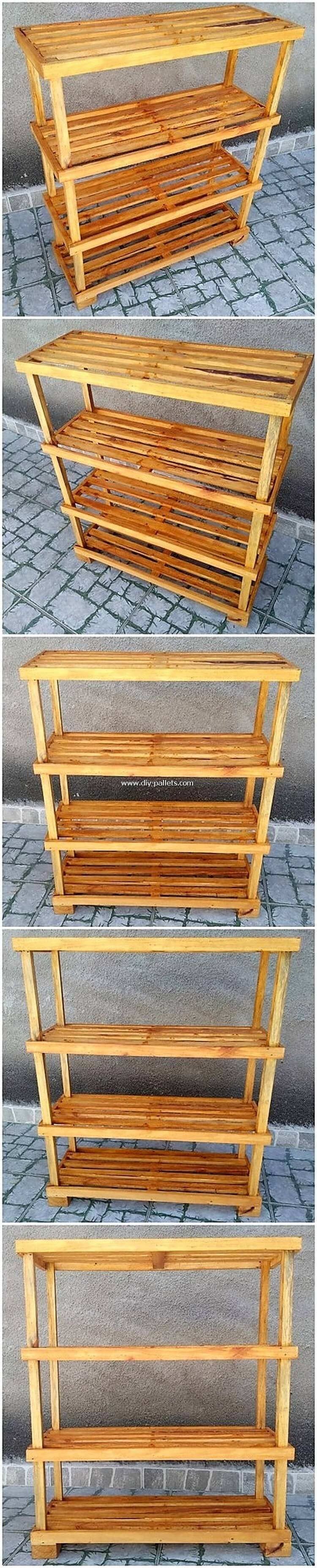 Pallet Shelving Unit or Table