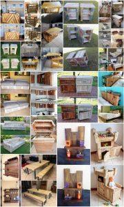 Marvelous DIY Wood Pallets Reusing Ideas