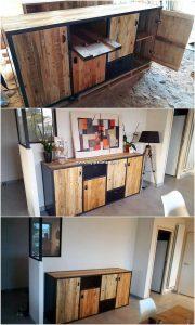 Pallet Cabinet