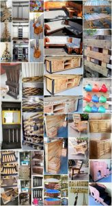Brilliant DIY Projects for Wood Pallet Recycling
