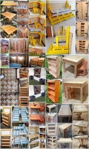 Clever Ways to Recycle Old Wood Pallets