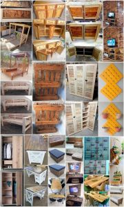 Extraordinary DIY Wood Pallet Ideas for Your Home