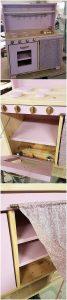 Pallet Mini Kitchen