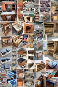 Easy DIY Pallet Ideas and Creations for Your Home