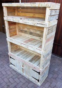 Pallet Shelving or Cupboard