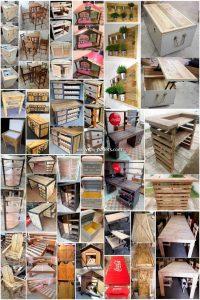 Top Of The List DIY Wood Pallet Ideas