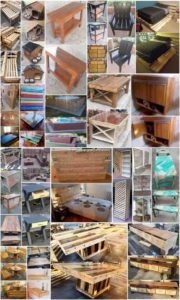 Unique DIY Ideas for Upcycling Scraped Wood Pallets