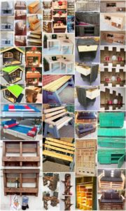 Breathtaking Wood Pallet Reusing Projects