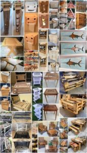 Charming DIY Pallet Ideas for Your Home Renovation