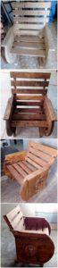 Palet Chair