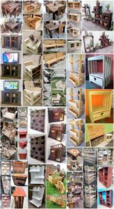 Inspirational DIY Ideas for Scraped Pallets Recycling