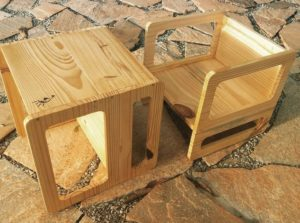Pallet Chairs or Table