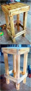 Pallet Table or Stool
