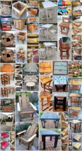 Admirable Wood Shipping Pallets DIY Projects