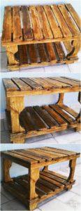 Pallet Wooden Tale