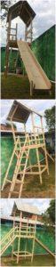 Pallet Playland for Kids