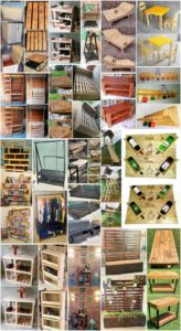Prodigious Ideas for Shipping Pallets Reusing