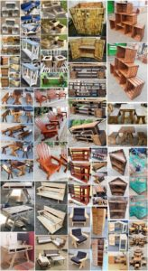 Fantastic DIY Projects to Make with Old Pallets