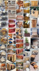 Incredible Things Made Out of Wood Pallets