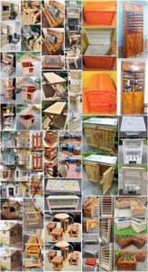 Masterful DIY Projects Made Out of Old Pallets