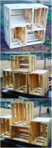 Pallet Shelving Box